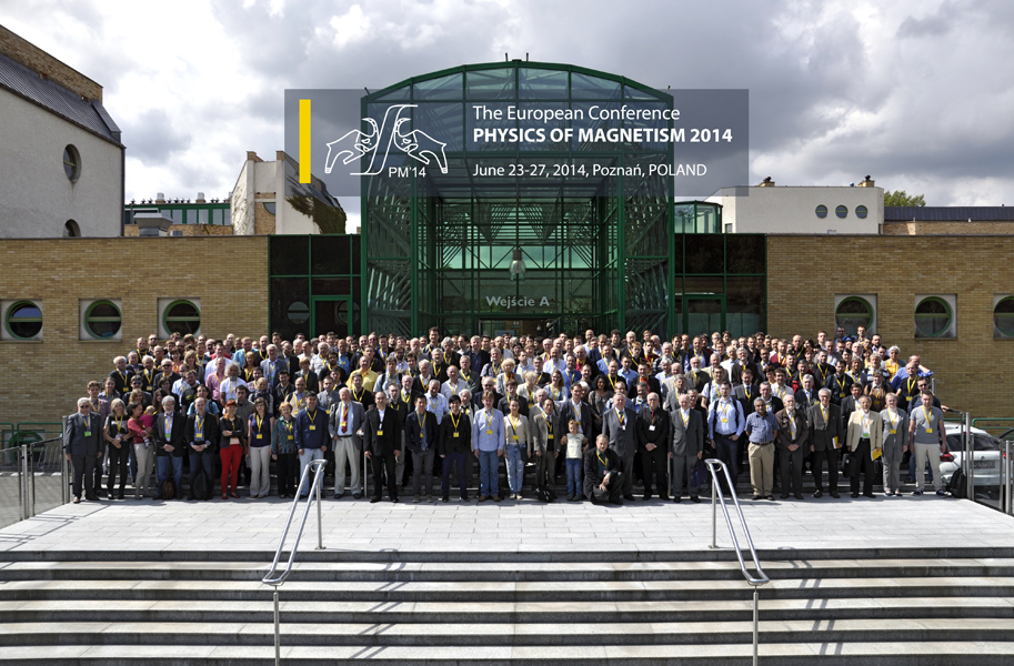 PM'14 conference official photo